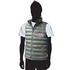 Schumacher Gilet - Frost Grey - Medium
