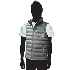Schumacher Gilet - Frost Grey - Small