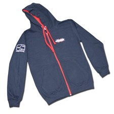 Schumacher Arrows Zipped Hoody - Small