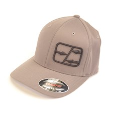 Schumacher Flexfit Cap L/XL - Grey