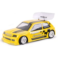 Kleinwagen Hot Hatch Type RC