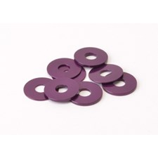 Wheel Shims 0.50 & 1.00mm - Mi5 - 8pc (Aluminium)