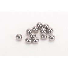 1/8 Chrome Ball (pk12) - Atom (Stahl)