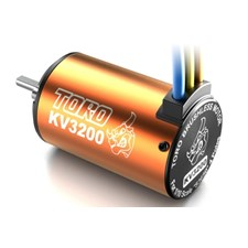 TORO Brushless 4P 4350KV