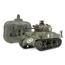 R/C US  Tank M4A3 Sherman 2.4GHz
