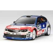 Subaru Impreza WRX STi Team Arai Body Parts Set