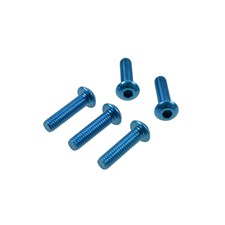 3x12mm Socket Screw blue