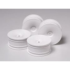 White Dish Wheel (26mm/Off0)