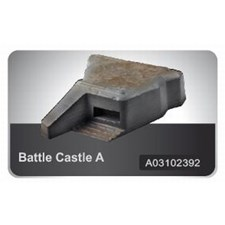 Battle Castle A grey