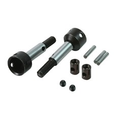 Spring Steel Shaft Joint Set for Tamiya TT01 (53792)