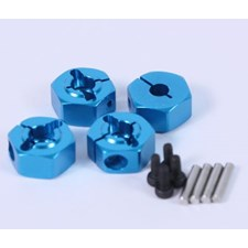 Aluminun Wheel Adapter Set