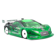 ZooZilla 1:10 Touring Car Clear Body - 0.5mm LIGHTWEIGHT