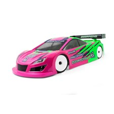 PreoPard 1:10 Touring Car Clear Body - 0.5mm LIGHTWEIGHT