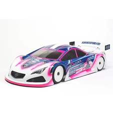 HellCat 1:10 Touring Car Clear Body - 0.7mm REGULAR