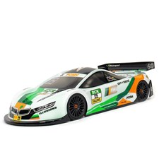 BayBee 1:10 Touring Car Clear Body - 0.7mm REGULAR
