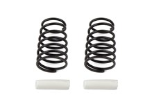 RC10F6 Side Springs, white, 4.7 lb/in