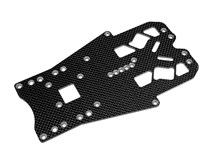 Chassis SSX-12 - Graphite 2.5mm - 1 pc