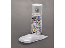 Aerosol Paint - Metallic White