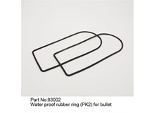 water proof rubber ring  for Bullet
