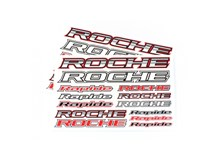 Rapide Sticker Set, 10x15cm, 2 pcs