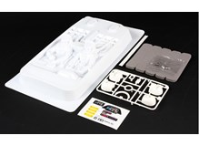 1/10 Rally Car Cockpit Set