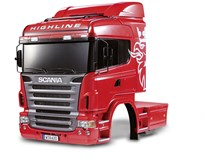 Body Parts Scania R620 6x4 Highline